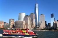 纽约出发游船观光1日游:NY-T-7230