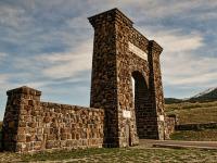 拉斯维加斯出发黄石公园、黄石公园小木屋、羚羊谷6日游:LV6-3287