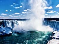 纽约出发尼亚加拉大瀑布、舒适小团5日游:NY5-11641