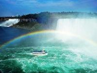 纽约出发尼亚加拉大瀑布、舒适小团8日游:NY8-10003