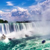 华盛顿出发尼亚加拉大瀑布8日游:DC8-2556