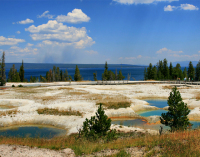 拉斯维加斯出发黄石公园、羚羊谷、西南巨环7日游:LV7-2007