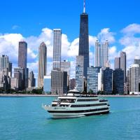 芝加哥出发游船观光1日游:CH-T-1861