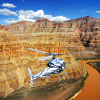 拉斯维加斯出发大峡谷、空中观光1日游:LV-T-1164
