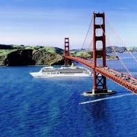 旧金山出发游船观光1日游:SF-T-1693