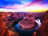 拉斯维加斯出发大峡谷、羚羊谷2日游:LV2-10463