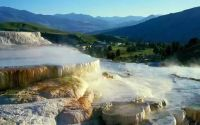 拉斯维加斯出发大峡谷、黄石公园、黄石公园小木屋、羚羊谷、舒适小团7日游:LV7-10938