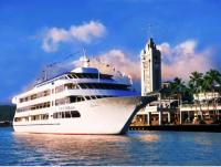檀香山出发游船观光1日游:HO-T-10959