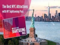 纽约出发景点门票1日游:NY-T-7586