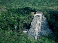 坎昆出发墨西哥1日游:CUN1-9027